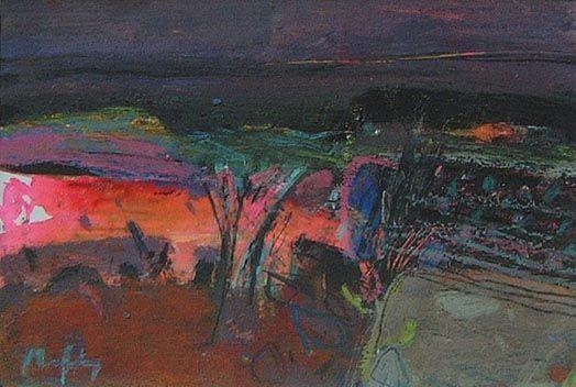 Sandy Murphy, Hillside, Evening