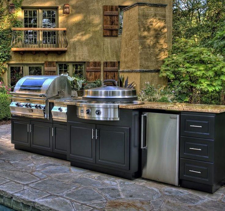 Diy Modular Kitchen: 1000+ Ideas About Modular Outdoor Kitchens On Pinterest