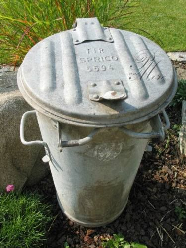 Nimm den Müll mit raus, brauchst den aber nicht zu trennen!