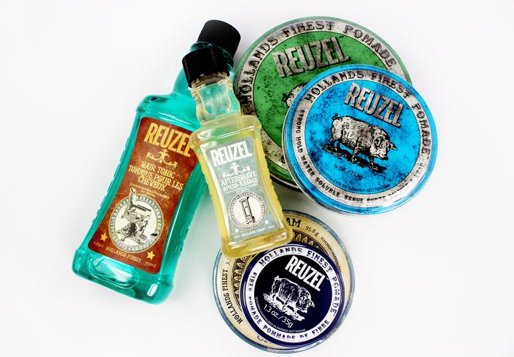 The fine products under the #reuzel line are stocked. #hairtonic to #aftershave and a variety of #pomade to choose from. A line with both sides of the spectrum covered, pick a water base or from their oil based #pomades. The hair tonic can be a great hair cut day hair support. No need to waste pomade for a trim or to leave it bare with this oil free formula. #holland #grooming #mrpomade