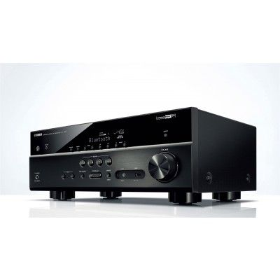 YAMAHA RXV481-BLB 5 Channel Musiccast Av Reciever - Black. #Yamaha #Musiccast  #AvReciever