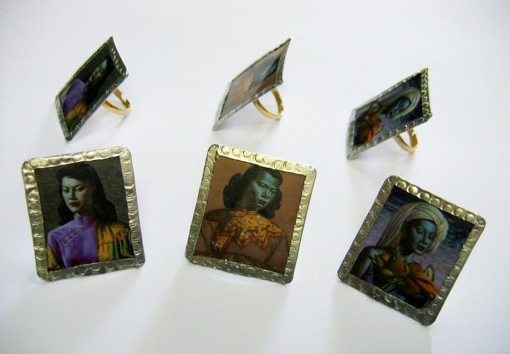 BeverleyPrice©  Tretchikoff rings (Thanks to Vladimir Tretchikoff Foundation)