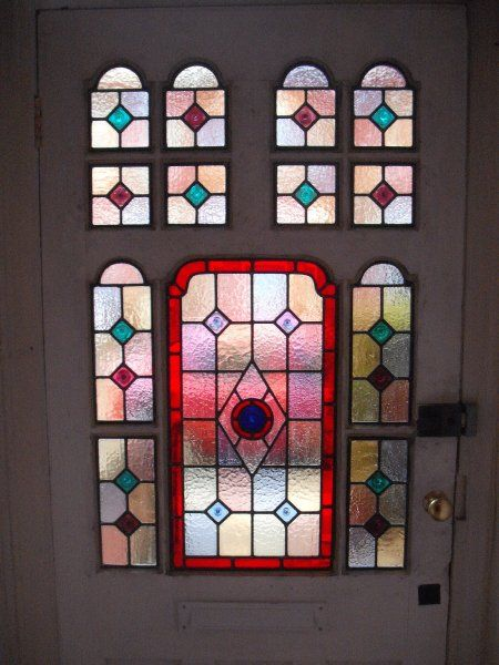 36 Best Stained Gl Front Doors Images On Pinterest