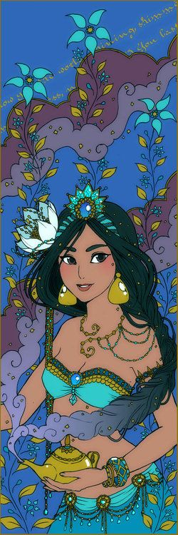 All About Princess Jasmine - Aladdin