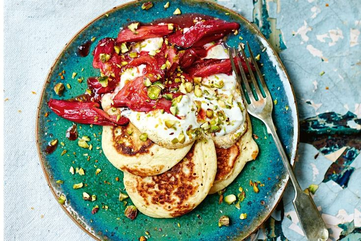 """Pancakes are a favourite around the world, and for good reason,"" says Jamie Oliver. ""From a simple breakfast for one, to a dinner party dish for a crowd, they make for an easy meal that never fails to excite."""
