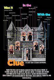 El juego de la sospecha (Cluedo) Poster