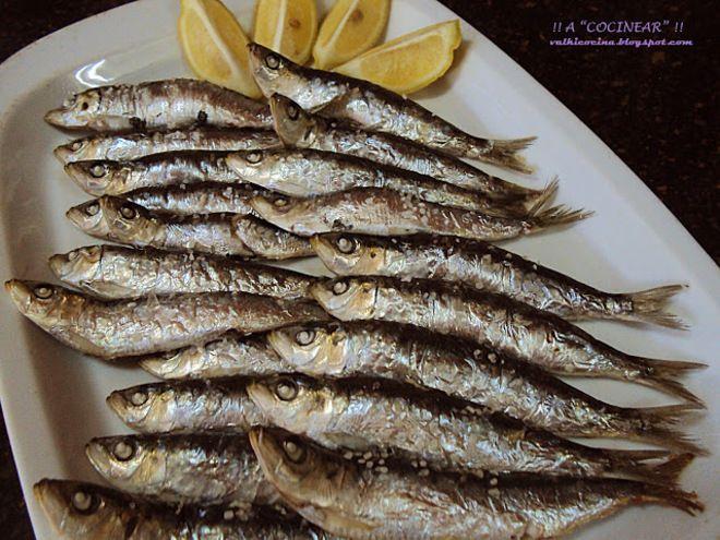 Receta de Sardinas al horno por A cocinear - Cocinario