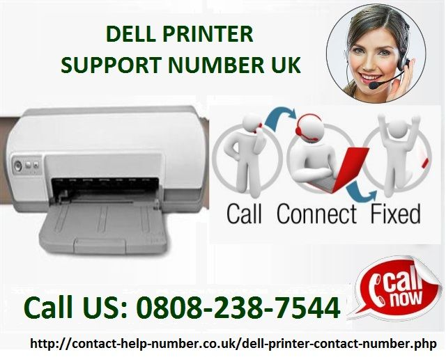With the advance features, that Dell Printer possess, it sometimes causes issue while you head to install or uninstall it. Get them fixed instantly by taking help from the superb technical team available at Dell Printer Help Number UK 0808-238-7544 toll free and you will never regret hiring them.