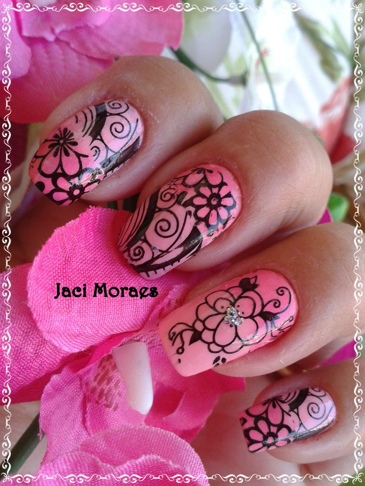 34 best Konad images on Pinterest | Nail scissors, Belle nails and ...
