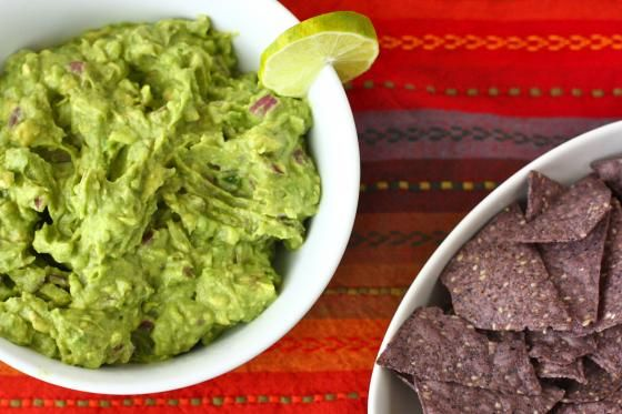 The Only Guacamole Recipe You'll Ever Need - amen! I want my guacamole to be as simple as possible, with the emphasis being on the avocados, lime and salt. Onions and jalapeno give it just the right amount of oomph!