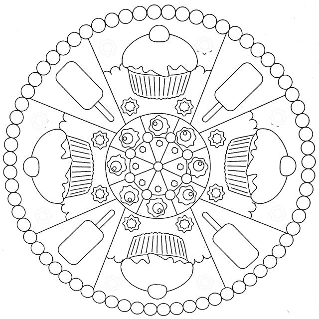 Free Coloring Pages Of Eat Cookies