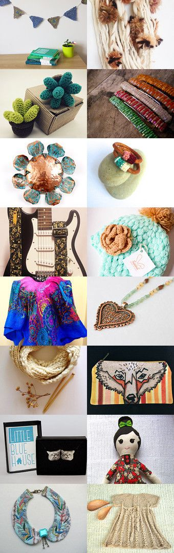 The Cutest Chilean Way! by Romina Sarria K. on Etsy--Pinned with TreasuryPin.com