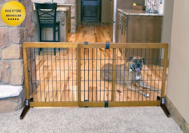 "Carlson Freestanding 28"" Tall EXTRA WIDE Pet Gate"