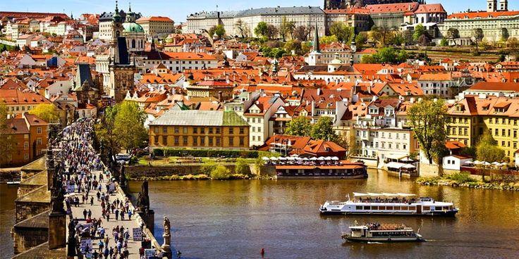 Praga, Cehia