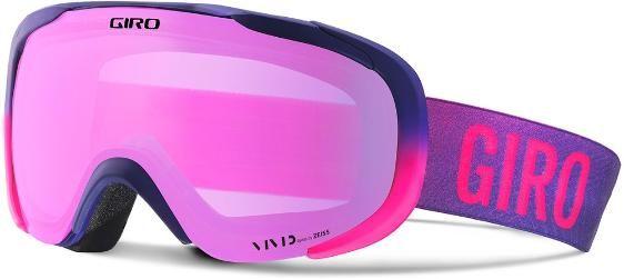 Giro Women's Field Snow Goggles Bright Pink Faded Vivid Pink