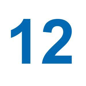 12 pontot értél el a 15-ből. Te egy biztonságos sofőr vagy!