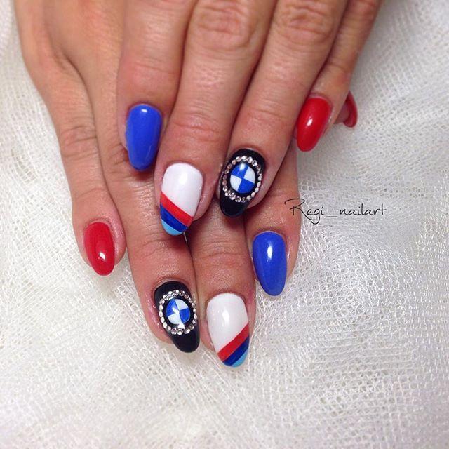 Éjszakai műszak#nails#nailart#nailswag#naildecor #nailsartoftheday#instanails#nails4today#instagood#girls#naillove#nailpics#nailartdesign#nailslove#nailpromote#nailsoftheday#followme#magyar#beautiful#nailsdone#nails2inspire#budapest#műköröm#köröm#swarovski#red#blue#white#bmw#bmwm