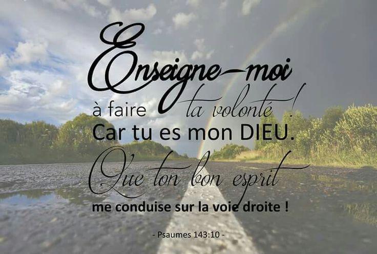 PSAUMES 143v10