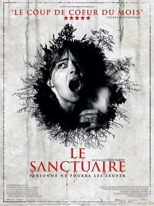En VOD lors de la fête de la VOD 2016. Le Sanctuaire, film d'horreur britannico-irlandais coécrit et réalisé par Corin Hardy, sorti en 2015.