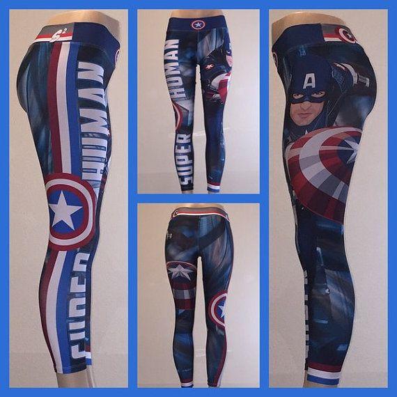 Captain America übermenschliche Strumpfhose/Leggings Vorbestellung jetzt!!!