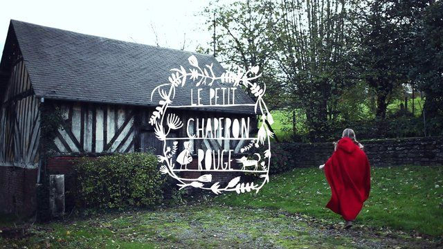 Le Petit Chaperon Rouge on Vimeo little red riding hood