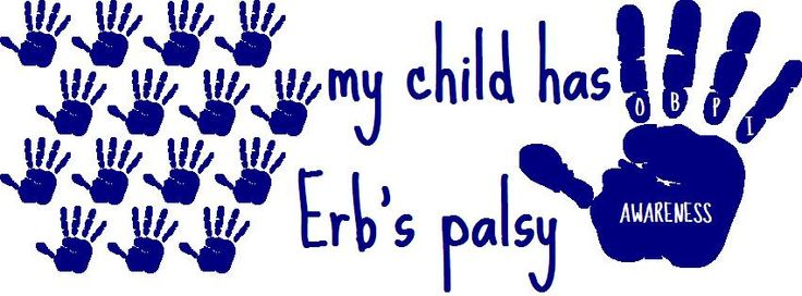 Erb's Palsy Awareness Banner for your Face Book Page- Spread awareness & gain support from your friends, family and community