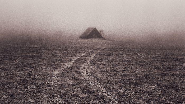 a Black Solitude
