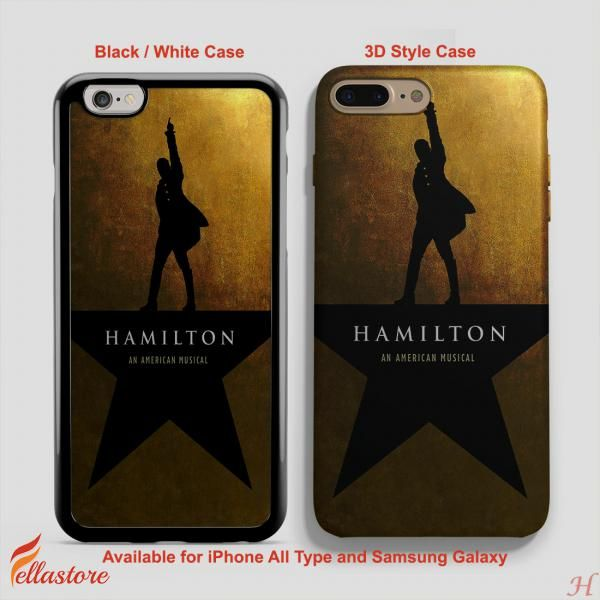 nice Hamilton Richard Rodgers Hamilton Broadway Tickets iPhone 7 Case, iPhone 7 Plus Case, iPhone 6-6S Plus, iPhone 5 5S SE, Samsung Galaxy S8 S7 S6 Cases and Other