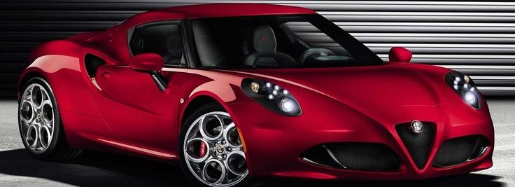 Production-Ready Alfa Romeo 4C Heads for Geneva