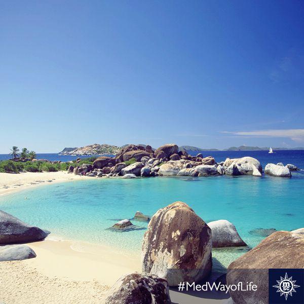 Laat je betoveren door deze prachtige bestemming; de Britse Maagdeneilanden! #MedWayOfLife