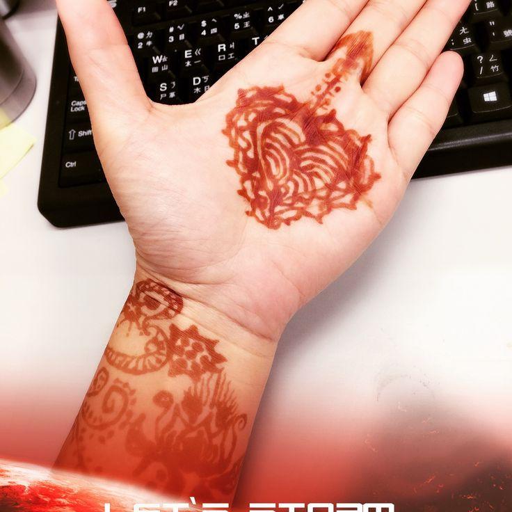 It is my hand
