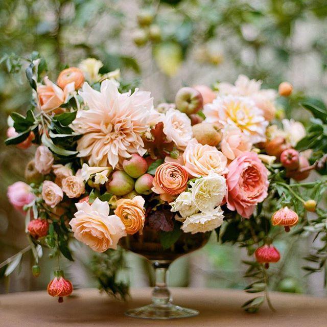 Kiana Underwood | Tulipina | Floral Designer #tulipina October #2015 #Autumn, according to my garden.