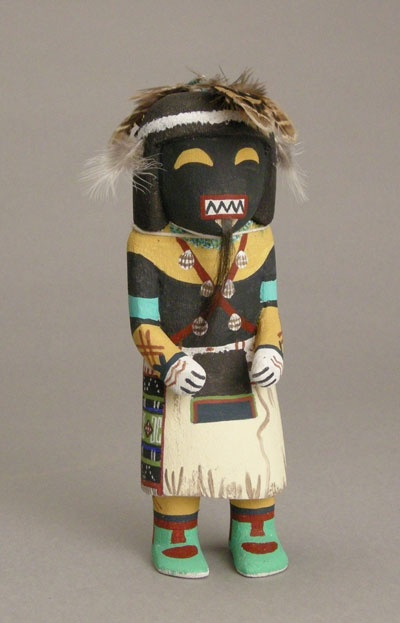 """a look at the small group of the pueblo people hopi kachina dolls Burlesquing """"the other"""" in pueblo  burlesquing the other in pueblo performance  kachina dance at hopi, a group of clowns teased a young."""