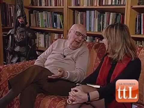 """Andrea Camilleri, intervistato da Mirella Serri de """"La Stampa"""", presenta """"Dentro il labirinto"""" (Skira editore, 2012): http://www.skira.net/dentro-il-labirinto.html"""