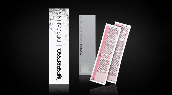 Discover our Nespresso Descaling Kit (2 Pack) Accessories