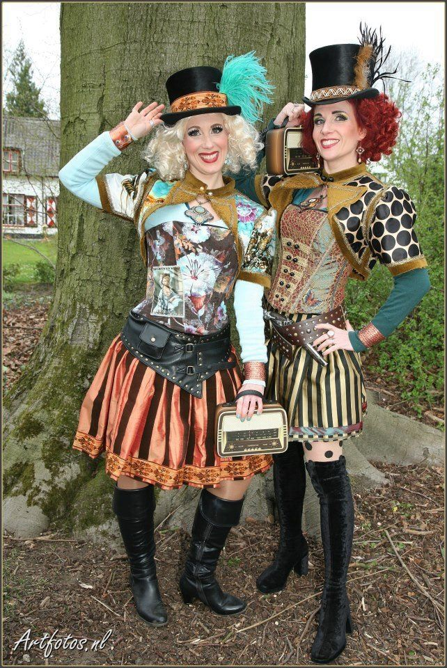 Fantasy costumes. Made by Fairy-Tailor