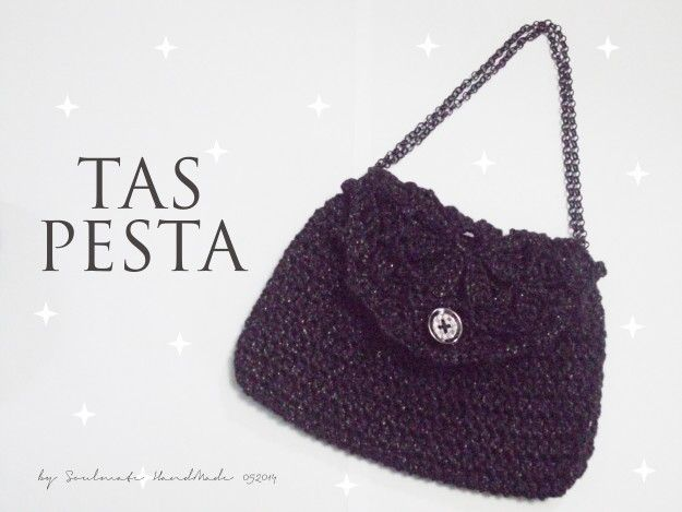 partty bag~crochet