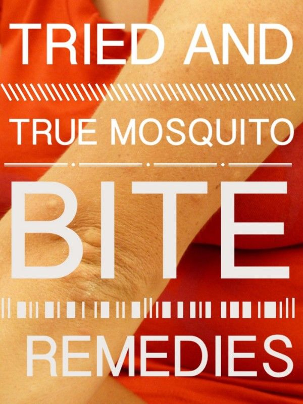 Itchy bug bites driving you batty? Check out my favorite mosquito bite remedies that actually work, plus find out how to safely stop them in the first place!