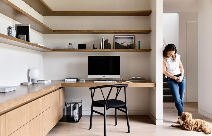 Modern home with office. Photo 3 of Brighton 5 by InForm
