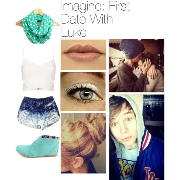 379c3ed8add Calum Hood Inspired Outfit Polyvore -. Source · 5SOS Preference  He picks  you up from school…