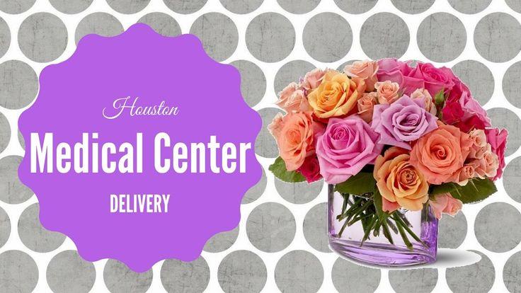 Flower Delivery Houston Medical Center | Hospital Flowers