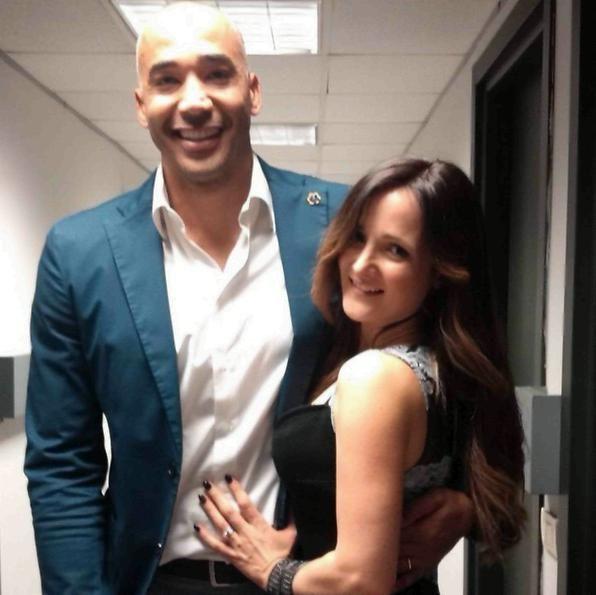 Gossip Amauryz Perez padre: Angela Rende incinta del terzo figlio
