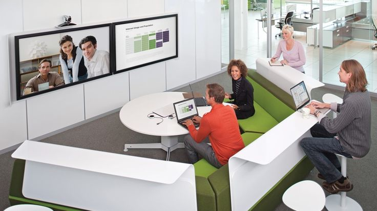 media:scape with HD videoconferencing boosts collaboration across the table and connects teams across the globe.