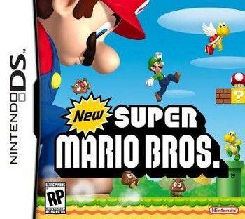 imagen New Super Mario Bros [Español] [EUR] [NDS]