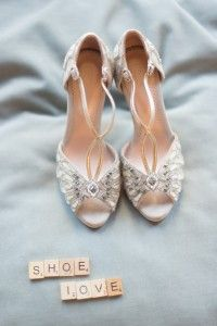 Vintage Bridal Shoes from Emmy London - Chic Vintage Brides : Chic Vintage Brides