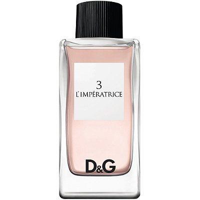 Dolce & Gabbana3 L'Imperatrice Eau de Toilette  (seriously my favorite ever.)