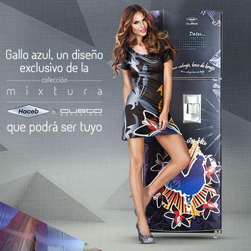 Daisy Lopez / Custo Barcelona - Haceb