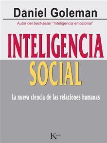 Biblioterapia Almapsy: INTELIGENCIA SOCIAL