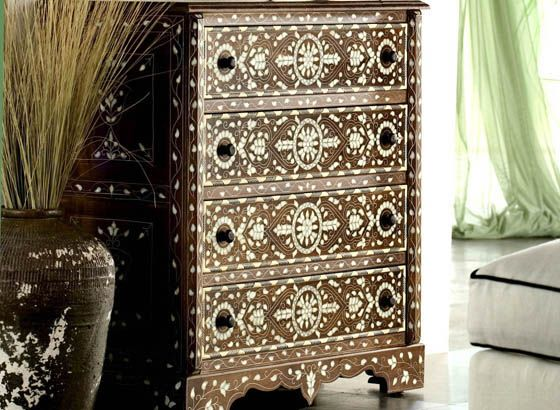 Damascus Syria Mother Of Pearl Furniture And Boxes   Google Search.  Moroccan StyleIndian ...