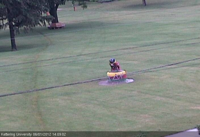 Live Webcam | Kettering University: We have a live webcam feed now at http://www.kettering.edu/webcam